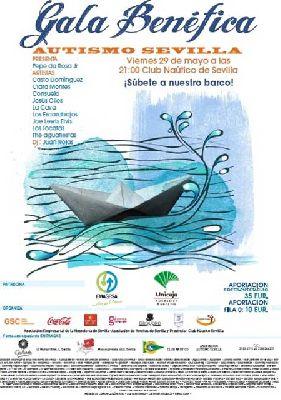 XVI Gala Benéfica de Autismo Sevilla 2015
