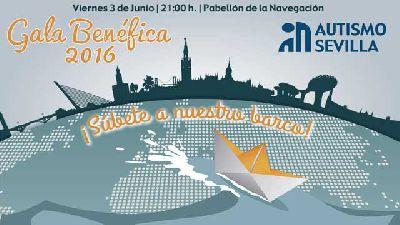 XVII Gala Benéfica de Autismo Sevilla 2016