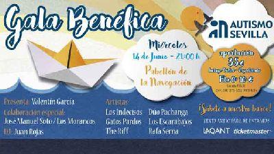 XVIII Gala Benéfica de Autismo Sevilla 2017