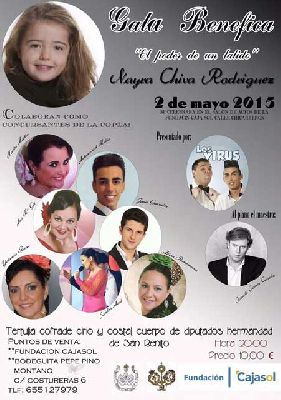 Gala benéfica El poder de un latido en Cajasol Sevilla