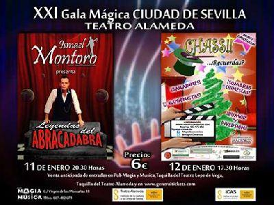 Gala Mágica de Sevilla 2014