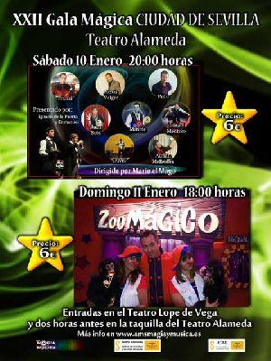 Gala Mágica de Sevilla 2015