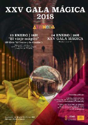 Gala Mágica de Sevilla 2018