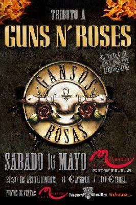 Concierto: Gansos Rosas en Malandar Sevilla