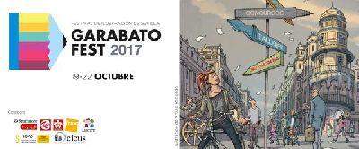 Garabato Fest 2017 Festival de la Ilustración de Sevilla