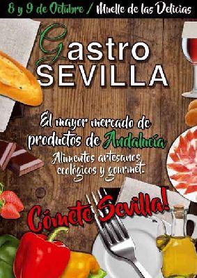 GastroSevilla. Mercado de alimentos ecológicos, artesanos y gourmet