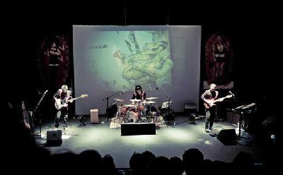 Concierto: 'Glazz' en la Buhaira 2012