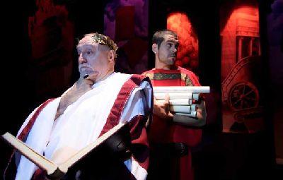 Teatro: Golfus Hispanicus de Moncho Borrajo en Sevilla