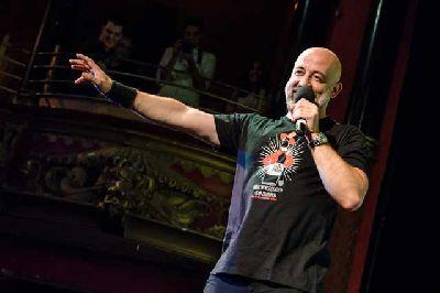 Humor: Goyo Jiménez, Más difícil todavía en Fibes Sevilla