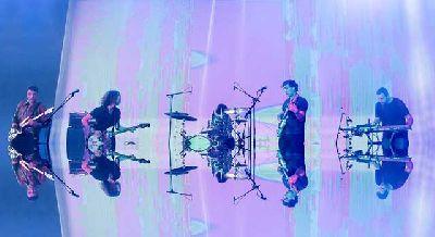 Foto promocional del grupo Go!Zilla