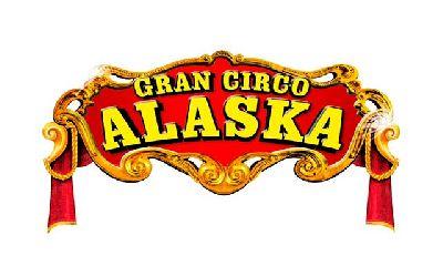 Logotipo del Gran Circo Alaska