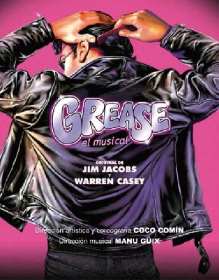 Grease, el musical en Sevilla