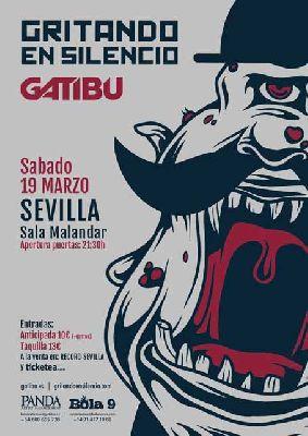 Concierto: Gritando en Silencio en Malandar Sevilla