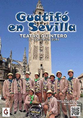 Los Guatifó en el Teatro Quintero de Sevilla