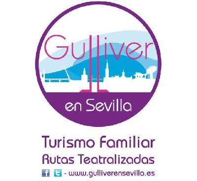 Rutas teatralizadas de Gulliver en Sevilla (otoño 2013)