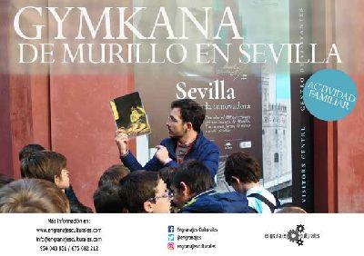 Gymkana de Murillo por Engranajes Culturales en Sevilla