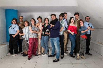 Teatro: Hacerse el sueco de TomaTeatro en Sevilla