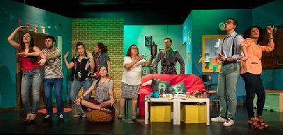 Teatro: Hacerse el sueco de TomaTeatro en Sevilla (junio 2017)
