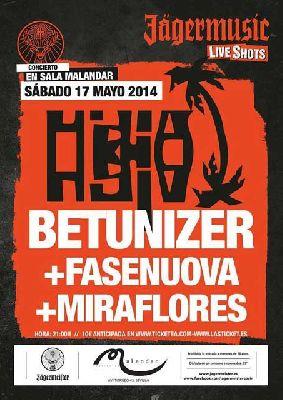 Concierto: Hala-Hala Party 3 en la sala Malandar de Sevilla