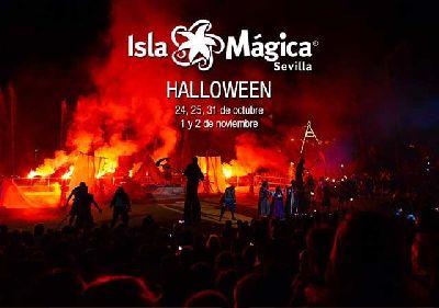 Halloween 2015 en Isla Mágica Sevilla