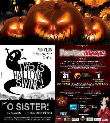 Halloween 2012 en Sevilla