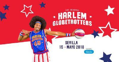 Harlem Globetrotters en Sevilla 2018