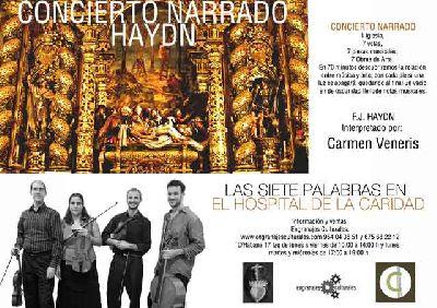 Concierto Narrado: Haydn en el Hospital de la Caridad de Sevilla (2018)