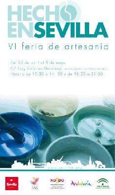 VI Feria de Artesanía Hecho en Sevilla 2014