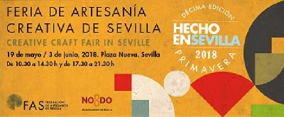 X Feria de Artesanía Hecho en Sevilla 2018