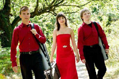 Concierto: trío de violines Aznárez en la Anunciación Sevilla