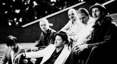 Foto promocional del grupo The Hi-Fly Orchestra
