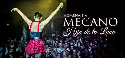 Concierto: Hija de la luna (homenaje a Mecano) en Auditorio Rocío Jurado Sevilla