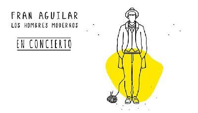 Concierto: Fran Aguilar en la Sala Cero de Sevilla