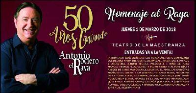 Concierto: Homenaje al Raya en el Teatro de la Maestranza de Sevilla