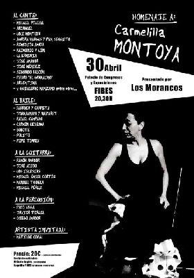 Flamenco: Homenaje a Carmelilla Montoya en Sevilla (Fibes)