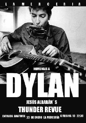 Concierto: Homenaje a Bob Dylan en La Mercería Sevilla