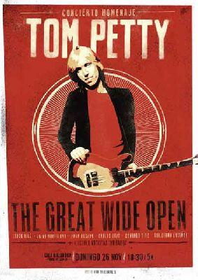 Concierto: Homenaje a Tom Petty en Malandar Sevilla 2017