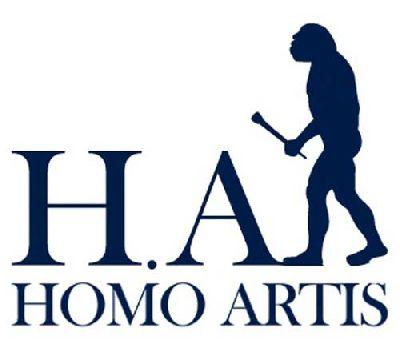 Logotipo de la empresa Homo Artis