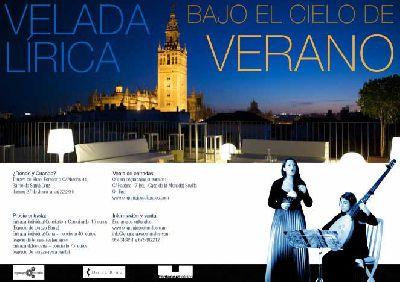 Concierto: Bajo el cielo de verano en el Hotel Fontecruz Sevilla