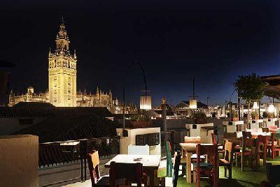 Cena y astronomía en el Hotel Fontecruz Los Seises Sevilla