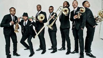 Concierto: Hypnotic Brass Ensemble en Malandar Sevilla 2018