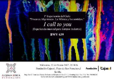 Concierto: I Call to you en Cajasol Sevilla