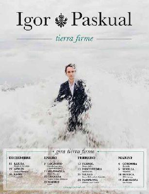 Concierto: Igor Paskual en FunClub Sevilla