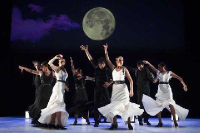 Flamenco: Imágenes, Ballet Flamenco de Andalucía en el Central Sevilla