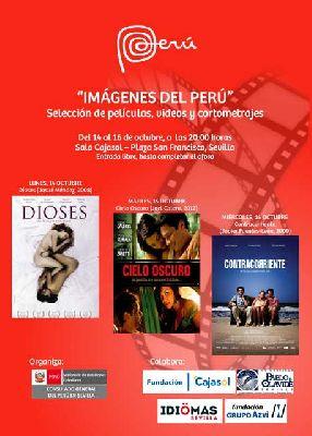 Ciclo Imágenes del Perú en Cajasol Sevilla