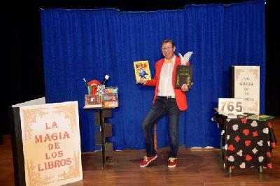 Espectáculo infantil: La magia de los libros en La Imperdible de Sevilla