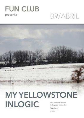 Concierto: Inlogic y My Yellowstone en FunClub Sevilla