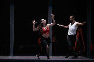 Flamenco: Israel Galván Lo Real en el Maestranza de Sevilla