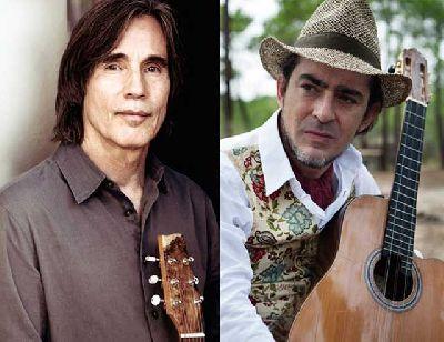 Concierto: Jackson Browne y Raúl Rodríguez en Pop CAAC Sevilla 2016