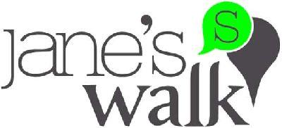 Logotipo de los Paseos Jane's walk Sevilla